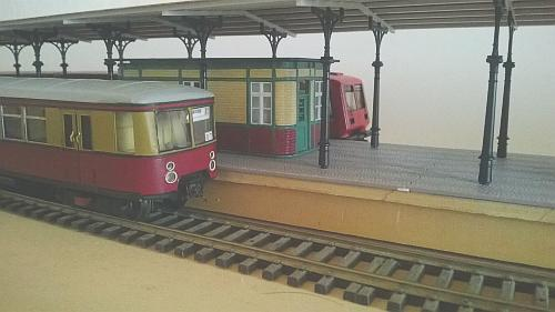 Bild Bahnsteig